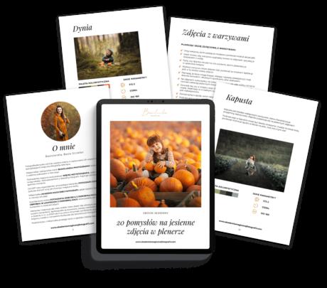 Jesienny e-book