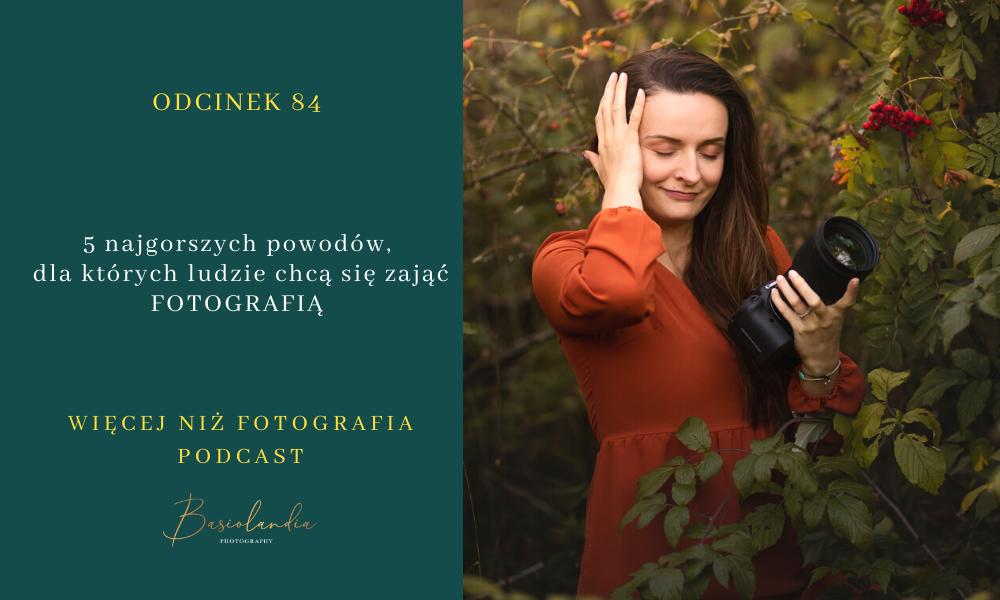 podcast więcej niż fotografia